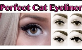 Perfect for Prom- Neutral Cat Eye Tutorial