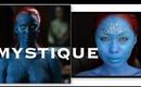 Mystique (X-Men) - NYX Super Villain Challenge (NYX FACE AWARDS)