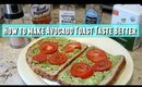 How to make Avocado Toast TASTE BETTER; My FAVORITE Avocado Toast Recipe and Spices I Use