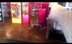 My unopened goodies from Christmas 2012