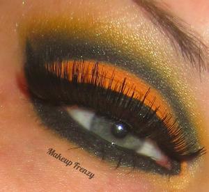 www.facebook.com/makeupfrenzy Roxanne Rocknroll inspired:)