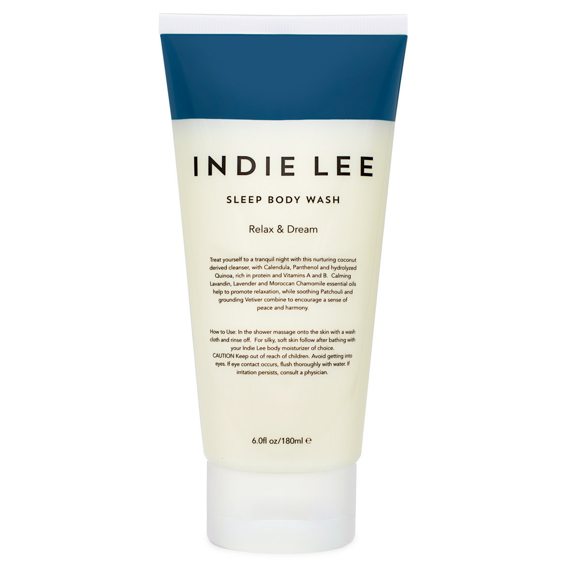 Indie Lee Sleep Body Wash alternative view 1 - product swatch.