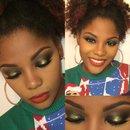 Christmas Makeup!