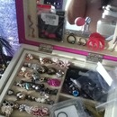 my jewelry collection so far😜