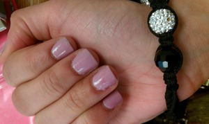 ~pink nails