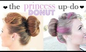 """The Princess """"Donut"""" Up-Do"""