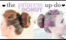 "The Princess ""Donut"" Up-Do"