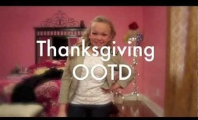 2 in 1 OOTD! Thanksgiving, and Dark Neutral!