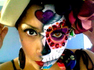 Lost love... Sugar skull