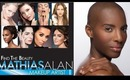 BEAUTY KIT- How to work on African American Skintones Natural Beauty Makeup - karma33