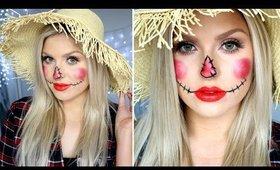 Cute Scarecrow Makeup ♡ Simple & Easy Tutorial!
