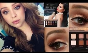 Everyday Makeup Tutorial (Amrezy Palette) - Natural, Easy, Quick Eyes
