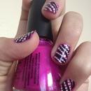 pink zebra.
