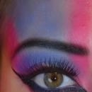 Makeup Elvira Halloween
