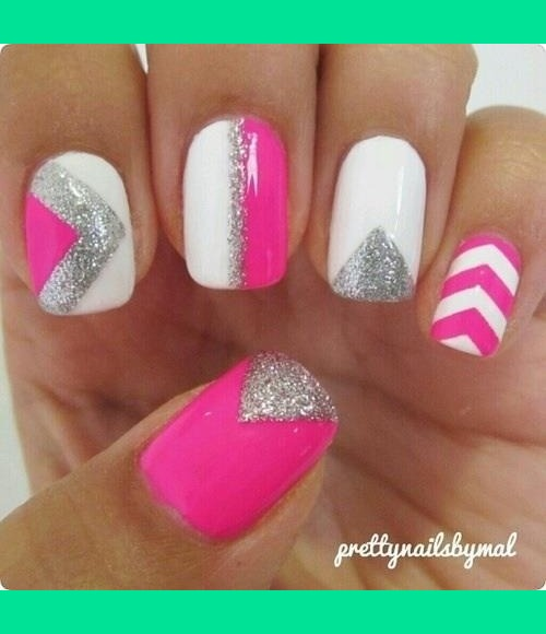 Tumblr cute nails designs