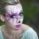Springtime Sugar Skull Makeup (NYX FACE AWARDS ENTRY!)