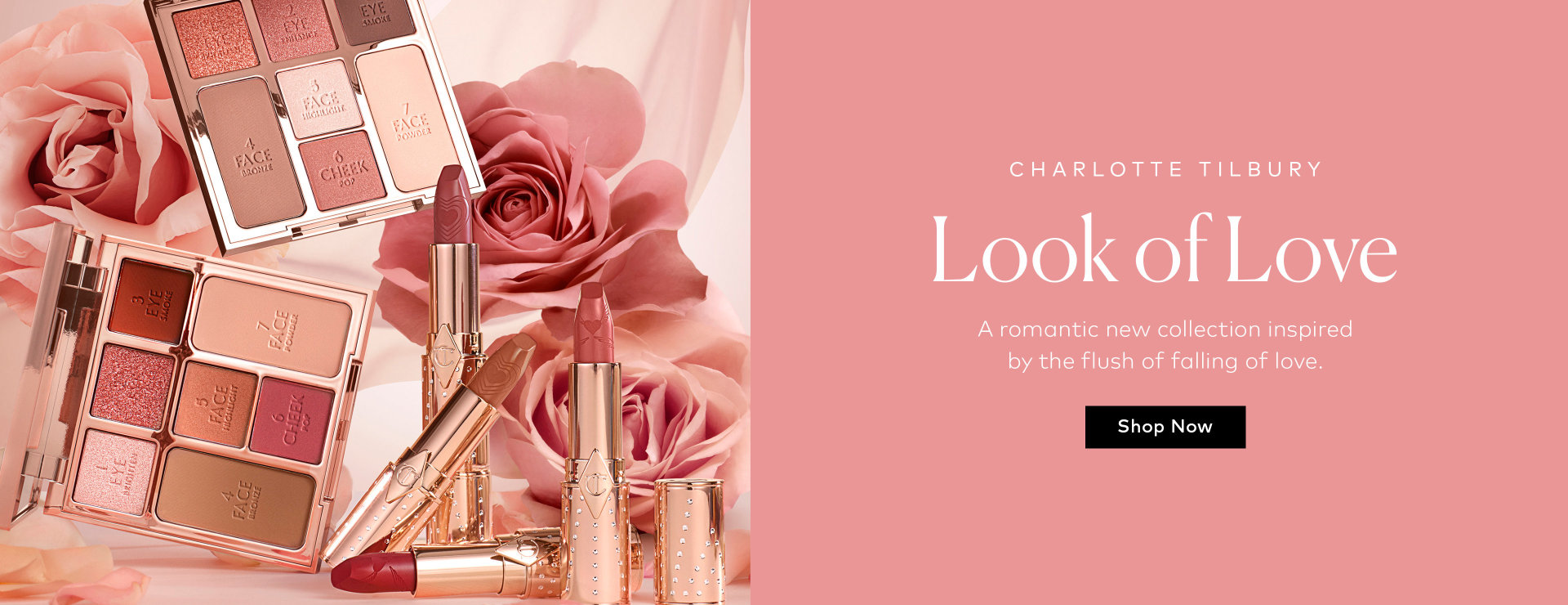 Shop Charlotte Tilbury Look of Love Collection on Beautylish.com