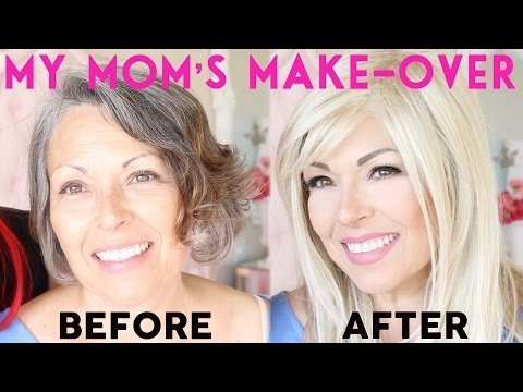 My Ford Credit >> My Mom's Make-Over: 20 Years Younger | Kandee Johnson T ...