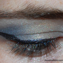 Birthday EOTD using Moon Rabbit Cosmetics