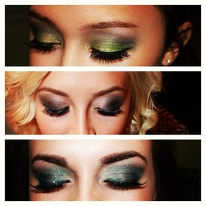 Beautiful eye makeup looks check out http://kenziepenrose.blogspot.com/
