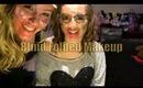 Blind fold Makeup Challenge no.2