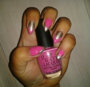 opi in short story (pink)