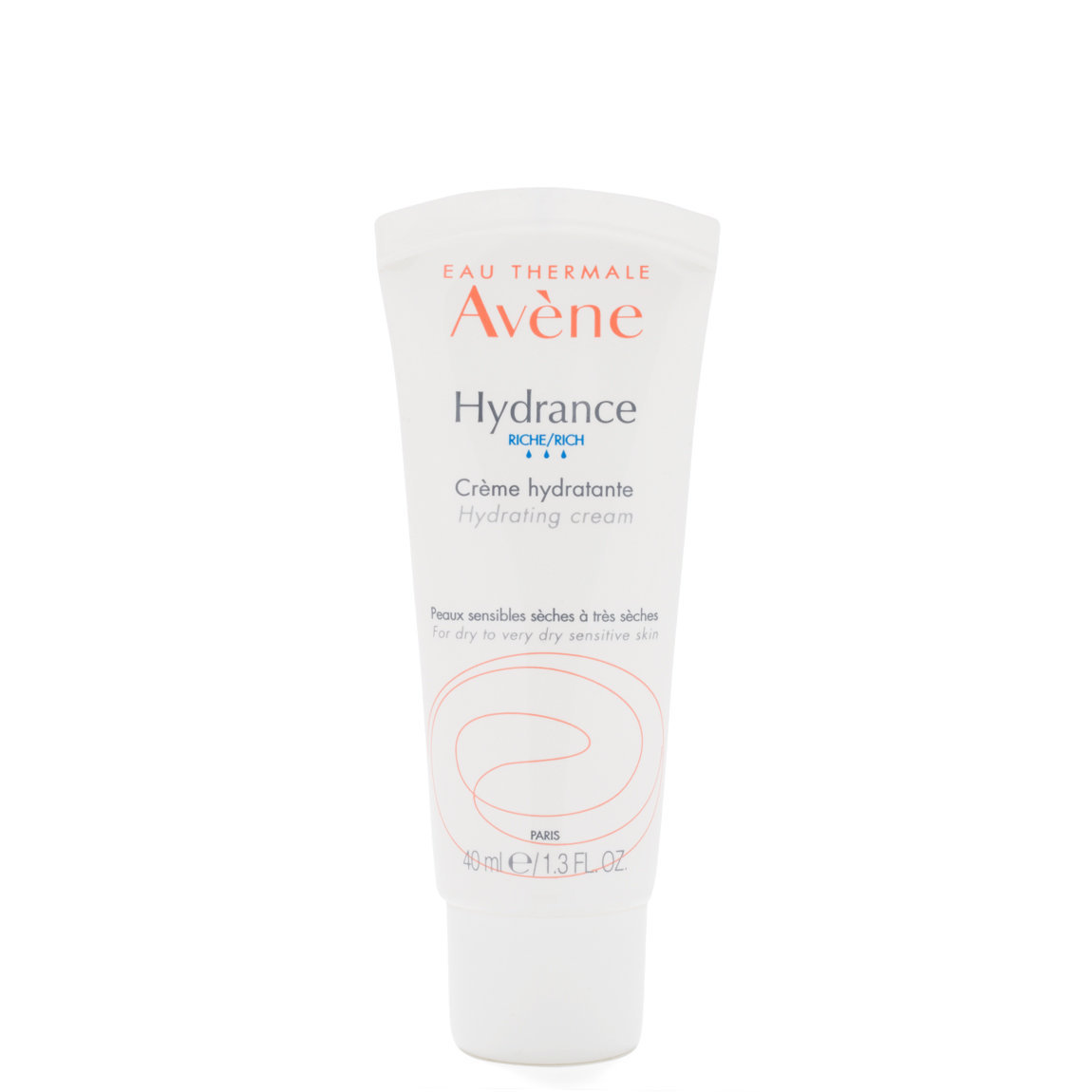 Eau Thermale Avène Hydrance Rich Hydrating Cream alternative view 1 - product swatch.