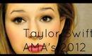 Maquillaje *Taylor Swift* AMA'S 2012
