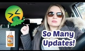 Pregnancy Updates! NIPT RESULTS, Early Glucose Test and Moving