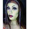 Frankenstein Halloween Makeup