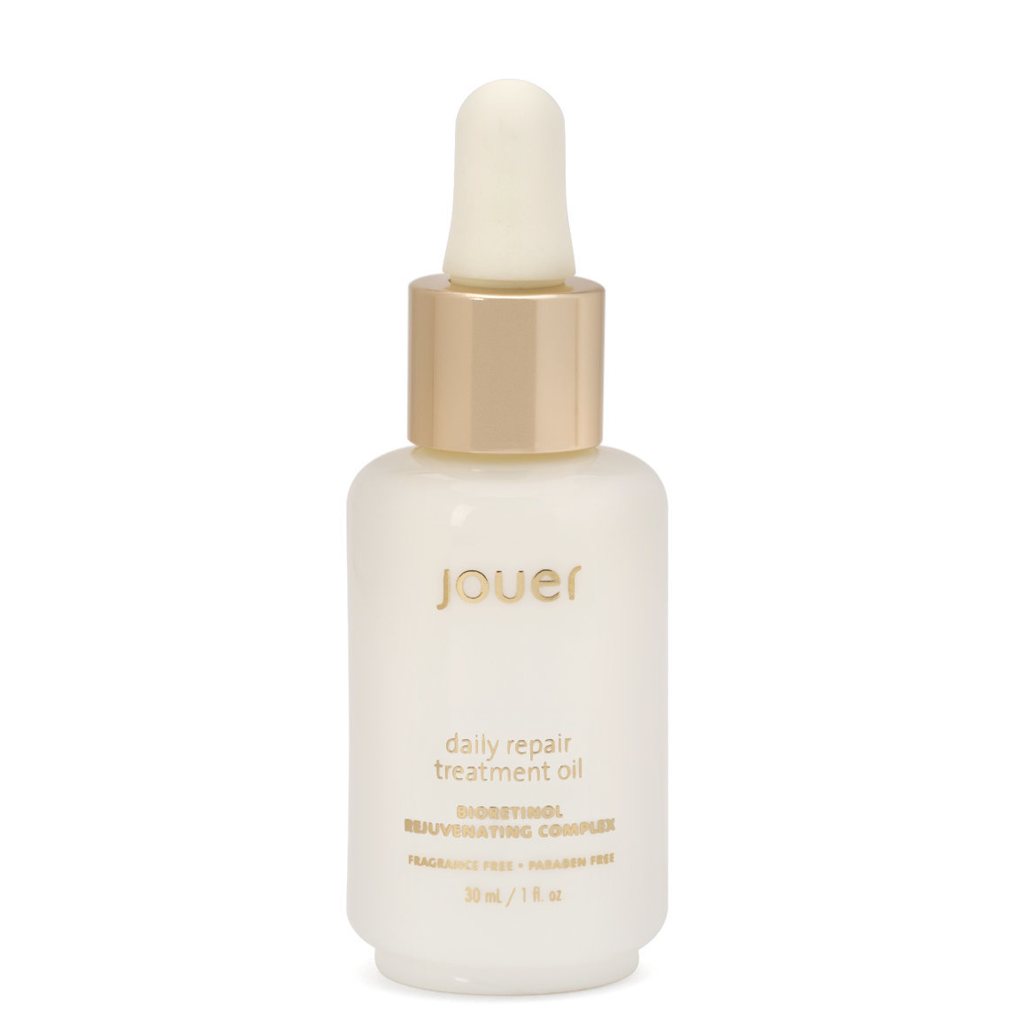 Jouer Cosmetics Daily Repair Treatment Oil product swatch.