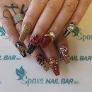 Glam Birthday Nails