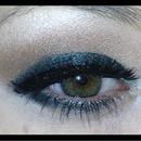 Smoky Green Eyes