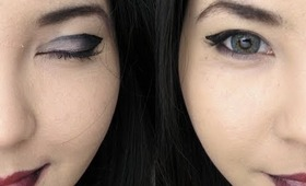 Modern & Edgy Gothic Makeup Tutorial | Adventure Time: Marceline Inspired