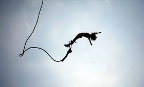 Bungee Jumping 2013 Missbeautyaddict Štrbské Pleso