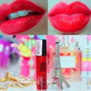 Red Lipstick Review on the blog