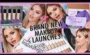 new makeup unboxing! 🔥 HUGE PR HAUL & Giveaway! shaaanxo