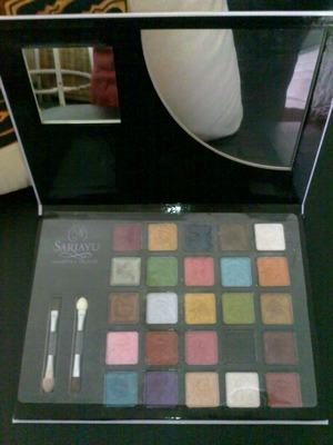 its the same product with my eye brow kit sariayu martha tilaar