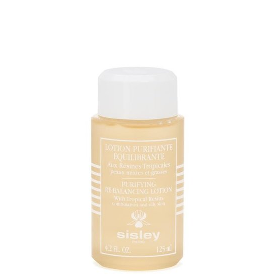 Sisley-Paris Purifying Rebalancing Lotion with Tropical Resins product smear.