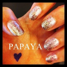 Papaya Nails