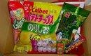 Trying japanese snacks! | JapanFunBox