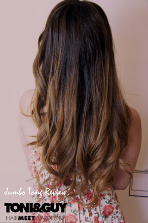 Long loose waves.  Full post on my blog: http://bit.ly/14QhZZM