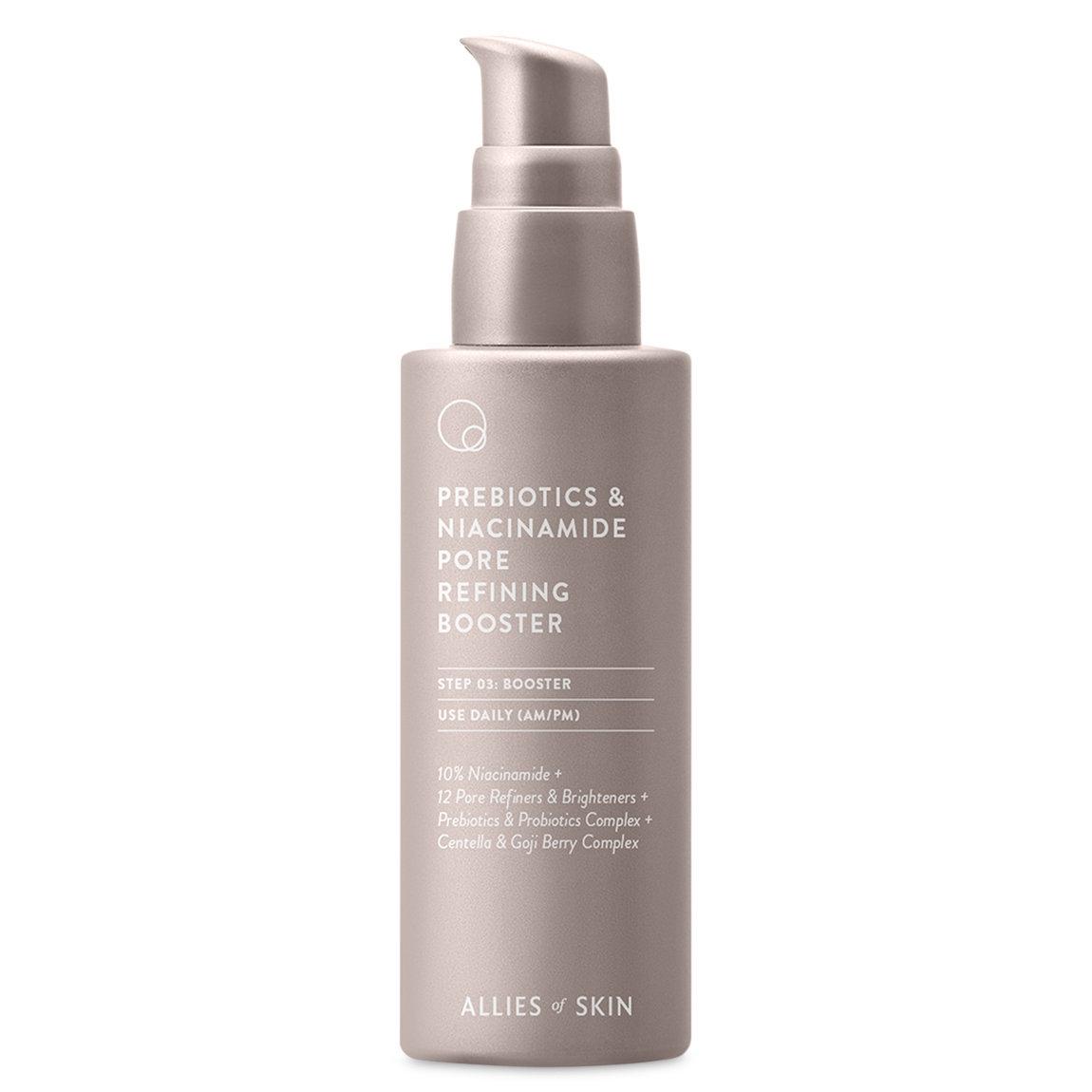 Allies of Skin Prebiotics & Niacinamide Pore Refining Booster alternative view 1 - product swatch.