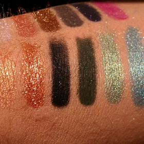 Product Swatches/Photos