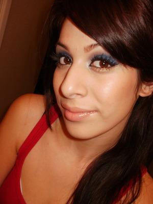 Flipz Inspired Makeup Look