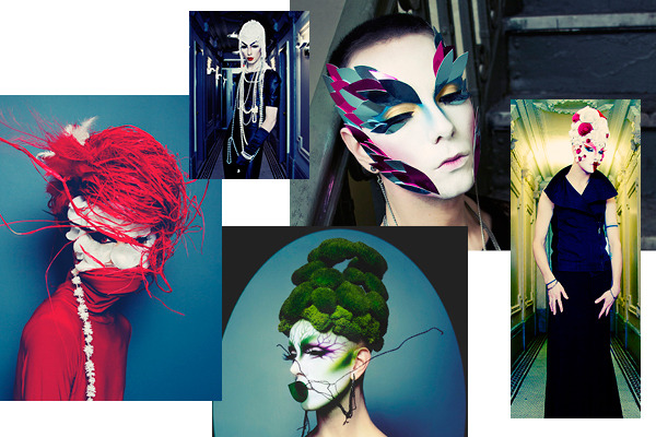 321b8f61 The Next-Level Self-Portraits of Ryan Burke | Beautylish