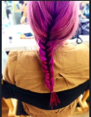 fishy braid