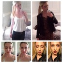My day to night transformation in 15 minutes ❤️