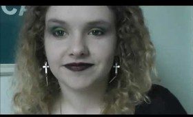 The Hunger Games series: District 13 makeup tutorial