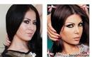 Haifa Wehbe Inspired Makeup - ماكياج هيفاء وهبي